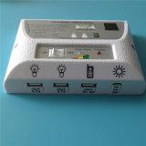 Système de d'éclairage mobile solaire multifonctionnel