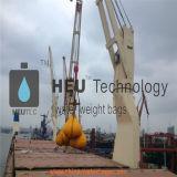50t de Zak van het Gewicht van het Water van de Test van de Lading van de Kraan van de voorziening