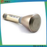 Microfono senza fili di Bluetooth per il partito esterno domestico di KTV con l'altoparlante ed il record di voce
