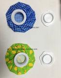 Preiswerter Resuable Gewebe-Eis-Kühlvorrichtung-Beutel für heiße kalte Therapie