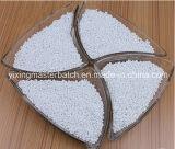 LDPEの微粒のプラスチック原料は白いMasterbatchに値を付ける