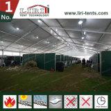 barraca da extensão do espaço livre de 20m para a corrida de cavalos