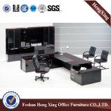 Muebles de oficinas de madera modernos Hx-G0195 del vector de moda de la oficina