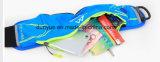 Sac courant en nylon de taille de poids léger neuf fait sur commande, sac pratique de courroie de sport en plein air augmentant le sac s'élevant de courroie
