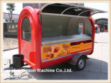 Ys-Fv300 meilleur Mobile Kebab Van Enclosed Trailer bon marché de vente