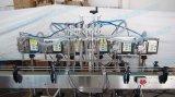 De Machine van het Flessenvullen van zes Pijpen voor Vruchtesap (gpf-600A)