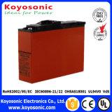 batería de acceso frontal de la batería Telecom terminal delantera de 12V 80ah
