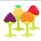 La frutta molle del silicone mastica i giocattoli di dentizione per i bambini & gli infanti, Massager della gomma del bambino