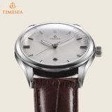 Reloj de encargo del cuero del acero inoxidable del fabricante del reloj de OEM/ODM para Men72599