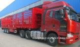 13 Meter und Selbst-Gewicht: 6500kg Van Type Semitrailer
