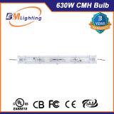 la reattanza di illuminazione di coltura idroponica 650W coltiva la lampada per la serra