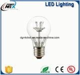 Árbol de la bombilla de Edison de los bulbos de MTX LED/vendimia creativos Al por mayor-Coloridos ST64 E27 de la respiración de Babys