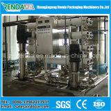 Système approuvé de RO de matériel de traitement des eaux de la CE/système osmose d'inversion