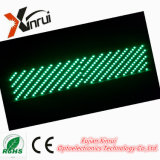 P10 Single Green DIP Outdoor LED Module Écran d'affichage du texte