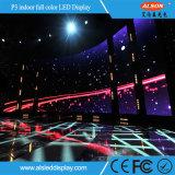 Intérieur P3 Installation fixe Écran LED pour utilisation publicitaire