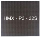 Indicador de diodo emissor de luz do arrendamento da cor P3 cheia/parede internos de alta resolução da imagem