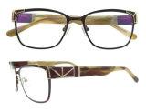 El metal enmarca los últimos marcos ópticos del nuevo de la manera marco de Eyewear