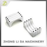 Naar maat gemaakte CNC die Delen met de Tekening van de Douane machinaal bewerken