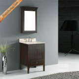 Шкаф ванны высокого качества шкафа тщеты ванной комнаты двойной раковины Fed-1040
