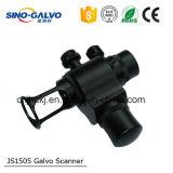 De hoge Nauwkeurige Medische Verwaarloosbare Scanner van de Galvanometer Js1505 voor de Machine van de Schoonheid