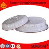 台所用品のSunboatのエナメルの楕円形のロースターのHouseware