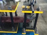 鋼鉄建物のための機械を形作るリッジの鋼鉄帽子