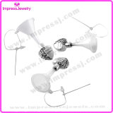 Plastic Funnel for Ashes Jewellery with Manual