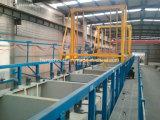 Cadena de producción electrostática de la capa del polvo