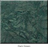 Lastre verdi delle mattonelle del marmo delle mattonelle del granito