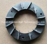 Puder-Metallurgie-Technologie-integrierte Lösung für Turbo-Düsen-Ring