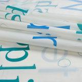 Tenda di acquazzone impermeabile stampata della stanza da bagno della Anti-Muffa PEVA (04S0032)