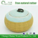 Jogo de chá da porcelana do transportador das folhas de chá do transportador do café
