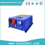 hybride 12VDC 220VAC van de ZonneOmschakelaar van het Net 3kw