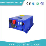 hybride 24VDC 220VAC van de ZonneOmschakelaar van het Net 1kw