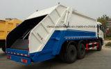 compresa de la basura del compresor de Dongfeng 20 Cbm de la capacidad 20m3 y carro pesados del transporte