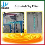 Type filtre de plaque de lame de pression d'huile végétale