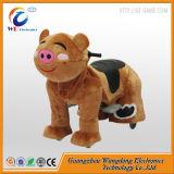 Giocattolo animale del motorino delle quattro rotelle per la bici dell'animale di giro