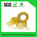 22 años de la cinta adhesiva BOPP de cinta transparente de acrílico del embalaje