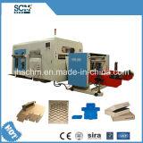 Máquina cortando automática para papel ondulado