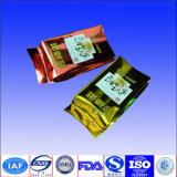 El papel de aluminio del té empaqueta bolsos de empaquetado del té
