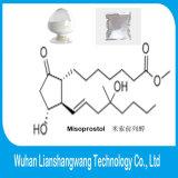 Стероиды Misoprostol 59122-46-2 Postaglandin API для Anti-Inflammatory