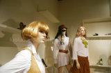 Милые женские манекены формы платья для индикации платья магазина