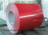Стан цвета покрыл Prepainted гальванизированные листы PPGI PPGL Rolls катушек Galvalume стальные