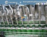 máquina de rellenar del aceite de mesa de la botella 5L