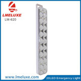 Luz Emergency recarregável com de controle remoto