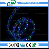 3 свет веревочки рождества проводов бондаря круглых 220V высоковольтный СИД