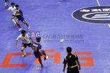 Bevloering van het Hof van de Voetbal van Cag de Modulaire pp Materiële Binnen, Modulair Futsal Hof Furface