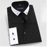 Camicia degli uomini del cotone
