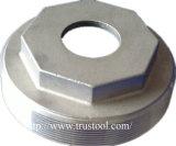 Части CNC титана 5axis CNC подвергли механической обработке OEM, котор подвергая механической обработке