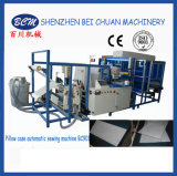 Housse de coussin / coussin automatique avec machine à étiquettes